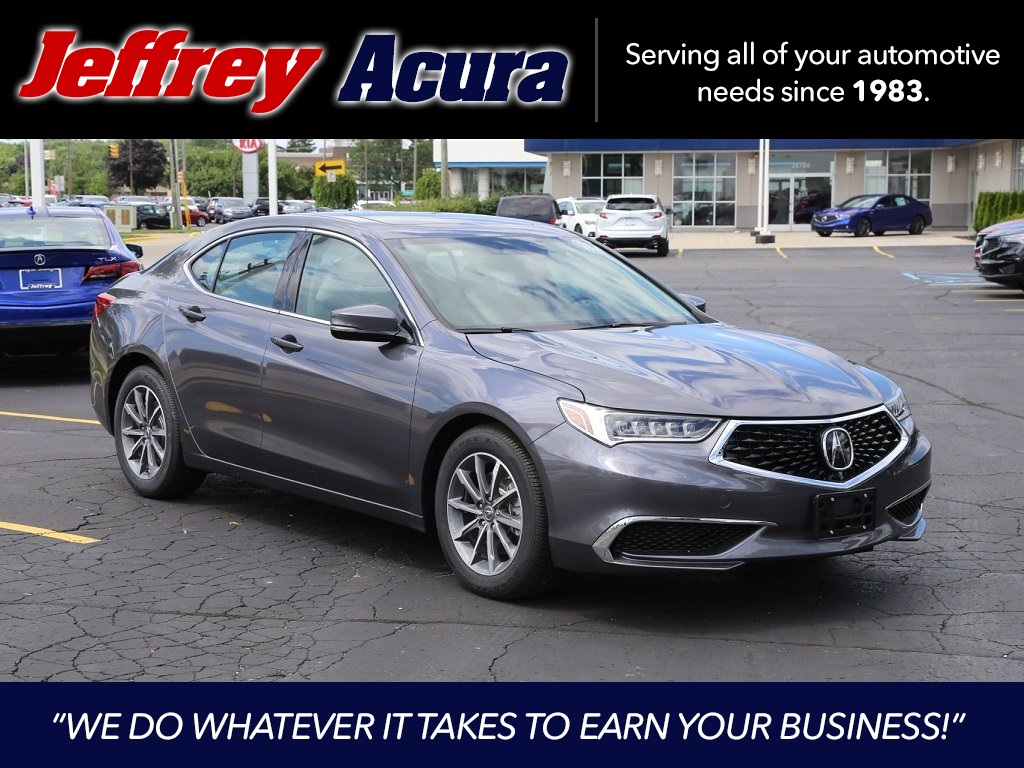 New 2020 Acura TLX 2.4L Auto with Technology Package