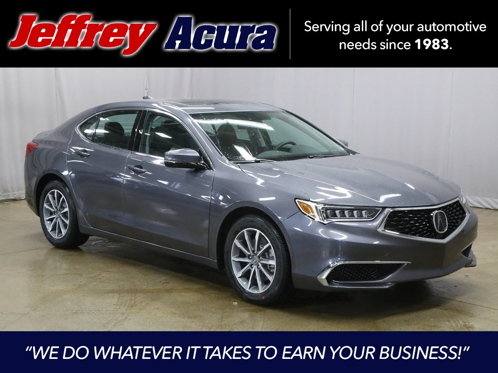 New 2020 Acura TLX 2.4L Auto w/Technology Package