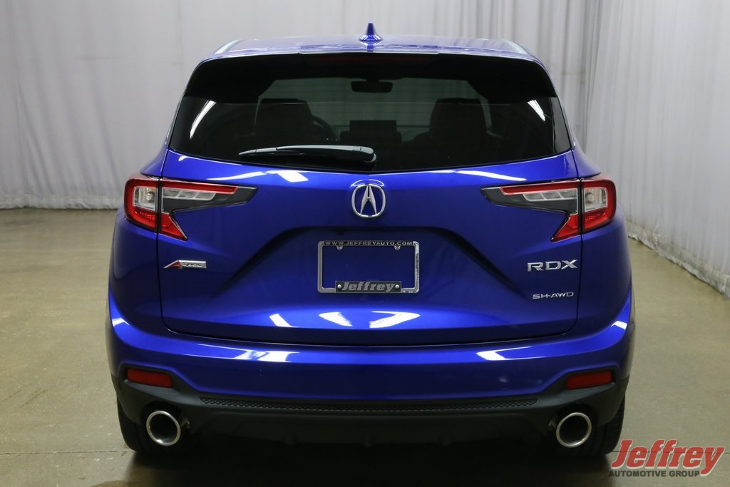 new 2019 acura rdx sh awd a spec 4d sport utility in roseville