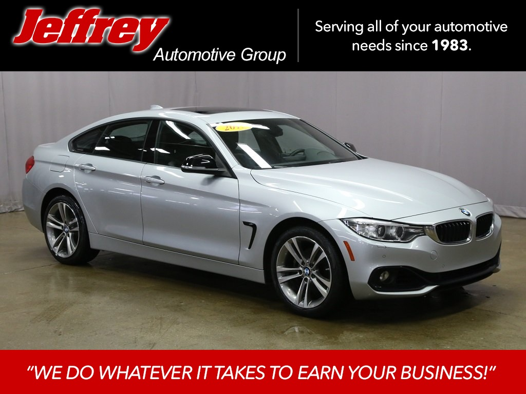 Pre-Owned 2015 BMW 4 Series 428i xDrive Gran Coupe 4D Hatchback in ...