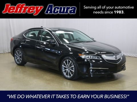 Certified Pre-Owned 2017 Acura TLX 3.5 V-6 9-AT SH-AWD with Advance Package