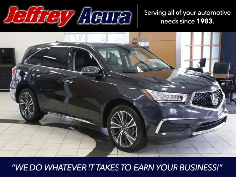 New Acura MDX For Sale In Roseville Jeffrey Acura - Acura mdx for sale by owner